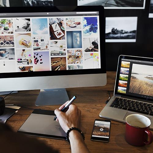 Web制作/デザインのイメージ
